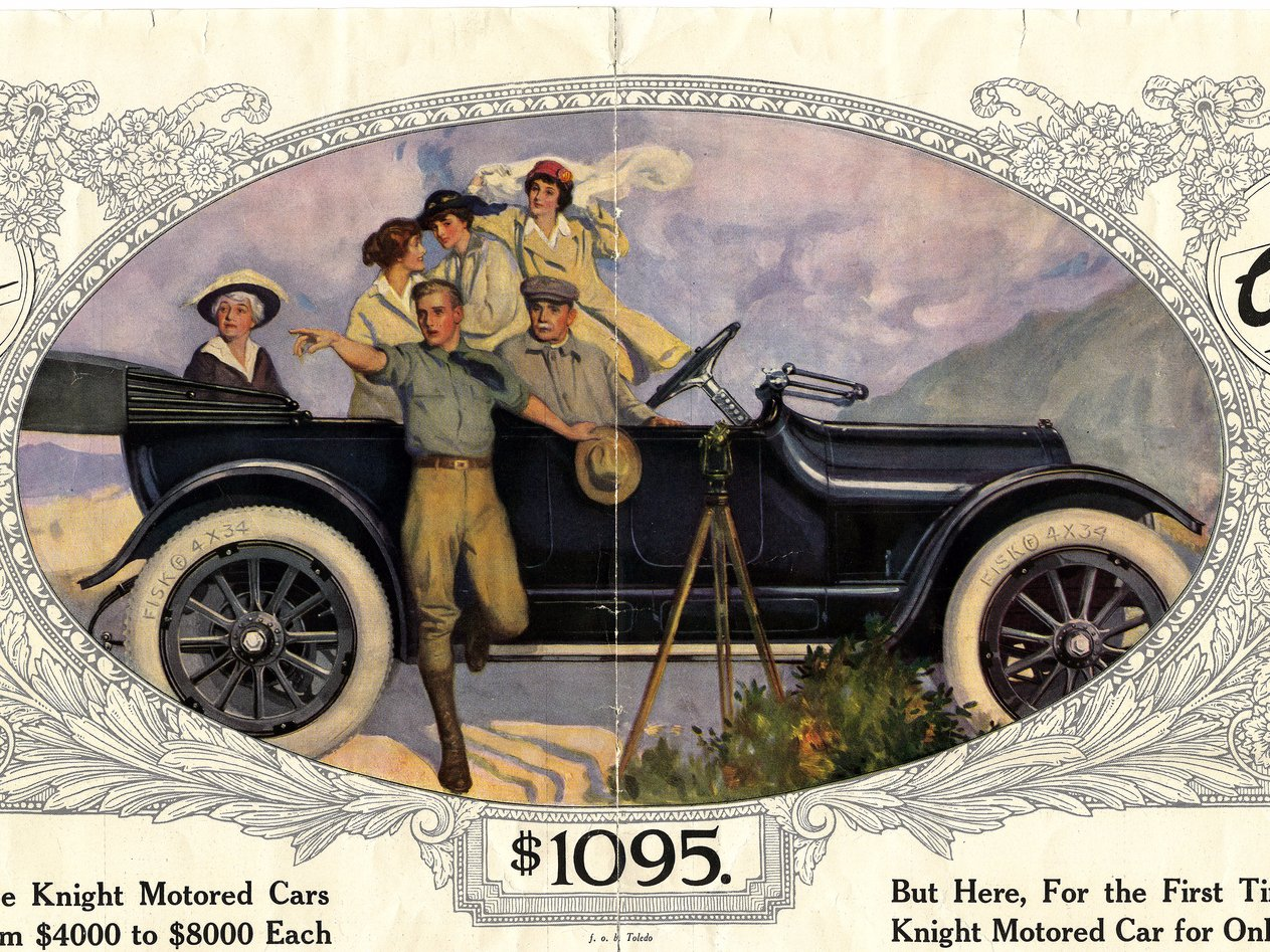 vintage-ad-car-life-old-fashioned - Geek Crunch Reviews