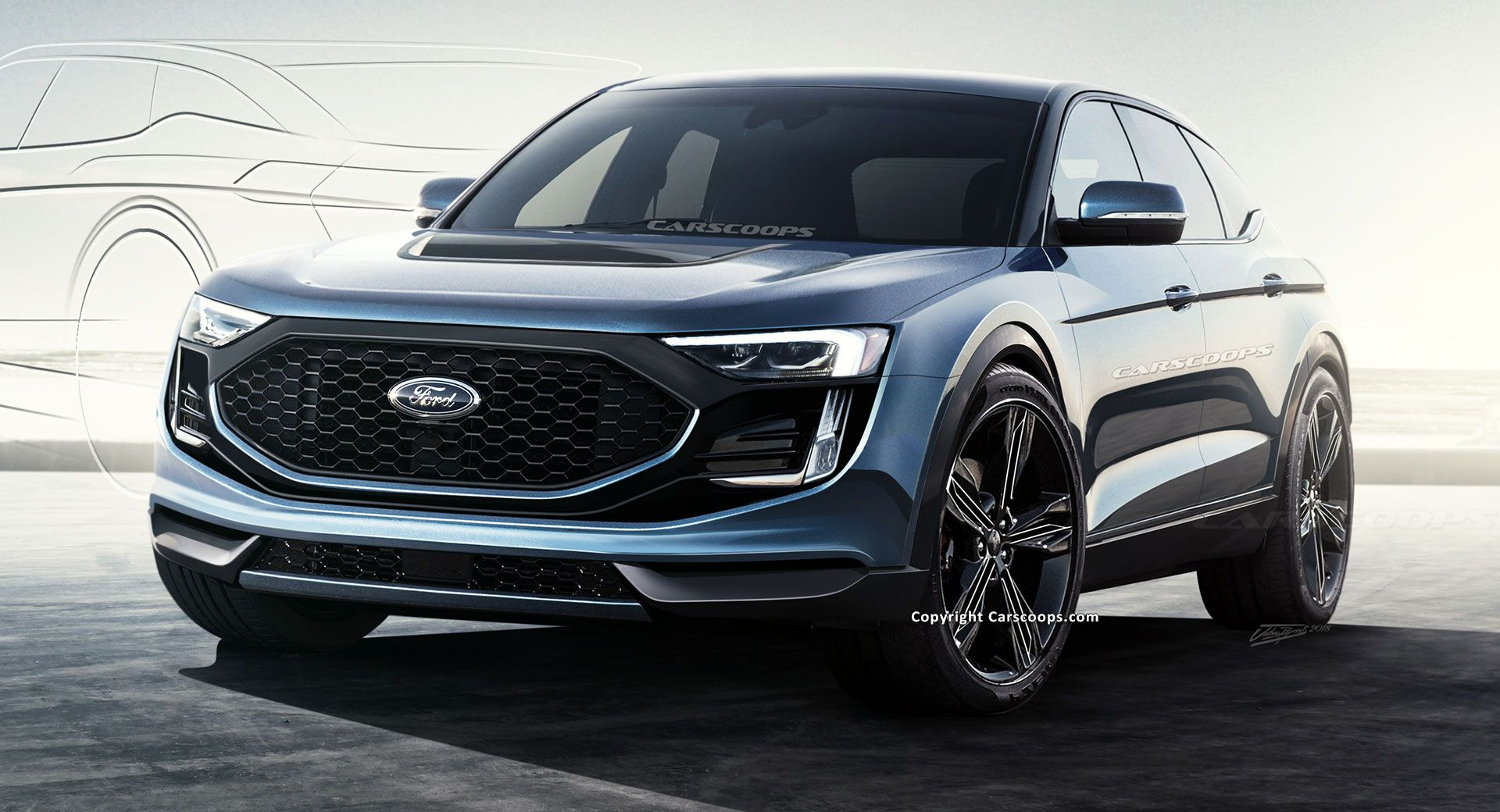 2022 Ford Mustang Electric